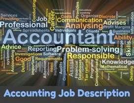 Accountant job in Automobile company in Gurgaon