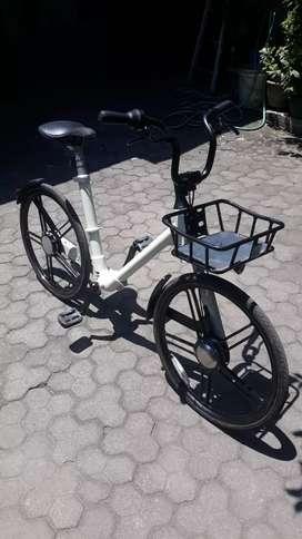 Sepeda mobike unik tanpa rantai