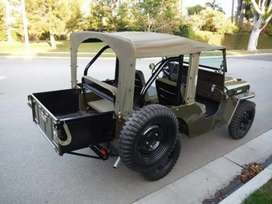 We build your dream Jeep
