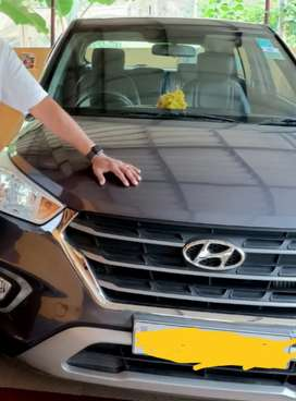Hyundai Creta 2019 Diesel Well Maintained