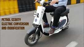 Electric Bike unboxing Training