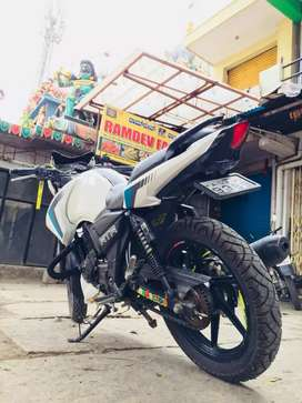 Tvs apache rtr 160 good condition