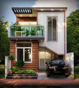 फ्लैट से काम दाम पर अपना मकान || Independent Villa @22.5 Lacs only