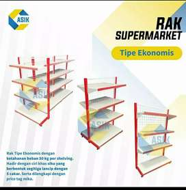 Rak supermarket murah