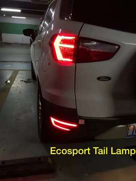 Ford ecosport led performance tail lights made in Taiwan