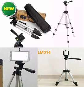 Terbaru! Tripod 3110 for Action cam Hp DSlr