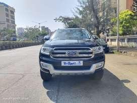 Ford Endeavour 2.2 Titanium AT 4X2 Sunroof, 2018, Diesel