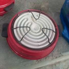 New Electric Stove red colour