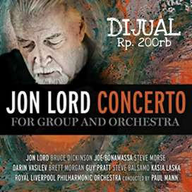 Jon Lord : Concerto For Group And Orchestra (CD & DVD)