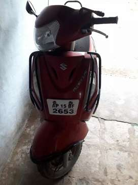 Good condition scooty