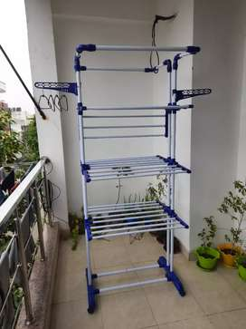Jumbo stainless steel Cloth dryer stand