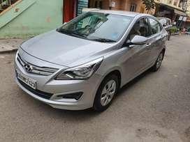 Hyundai Verna 2017 Petrol 36000 Km Driven