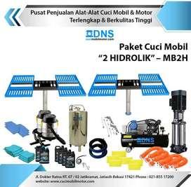 Paket Usaha Cuci Steam mobil motor Hidrolik DNS
