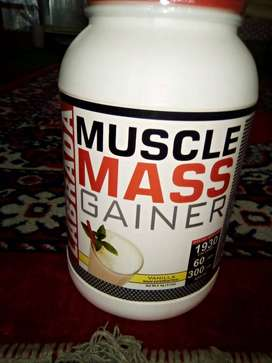 Muscle Mass Gainer protein 60
