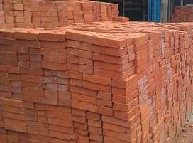 DIJUAL Bahan Material Bangunan batu bata, Pasir, kerikil dll