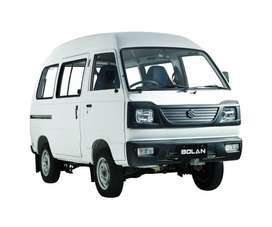 Booking for New carry van on reasonably fares with comfort drive