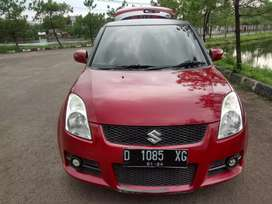SUZUKI SWIFT GT 2 MANUAL 2008