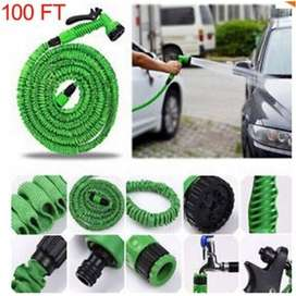 Expandable Garden Hose Water Pipe, 100ft