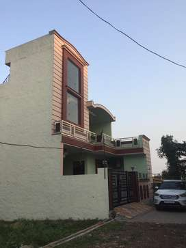 Duplex house in 8 marla at anchal vihar, Pinjore- Nalagarh highway