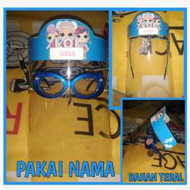 FACE SHIELD KACAMATA ANAK