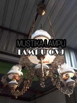 Lampu Gantung hias Antik Klasik ovj blora kota