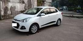Hyundai Xcent S 1.2 OPT, 2014, Petrol