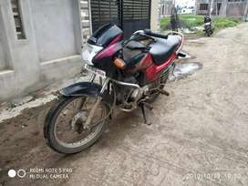 Passion bike with good condition