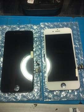 Layar lcd iphone 7g sudah termasuk pemasangan