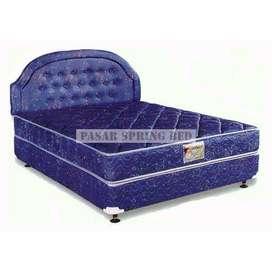 FreOnkir Springbed Spring Bed Kasur UNILAND STANDAR FLAMBOYAN 160x200