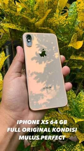 Iphone xs 64 gb full original