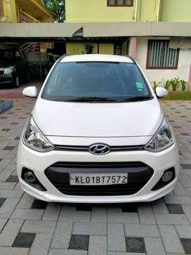 Hyundai Grand i10 Asta Automatic 1.2 Kappa VTVT, 2015, Petrol