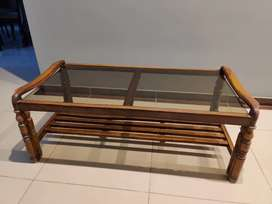 Pure Wood Center Table