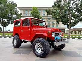 Hardtop bj40 th1984 diesel