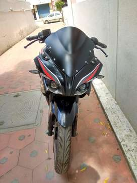 Pulsar RS200 single owner ABS