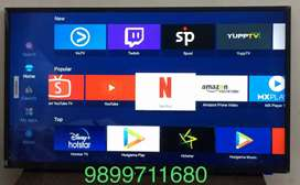 "32"" brand new led tv 4k Smart android best price"