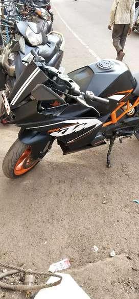 Rc 200 super bike.no need to wrk