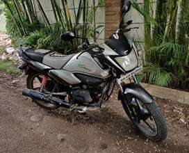 Hero bike with i3s technology splenderIsmart bike  with full condition