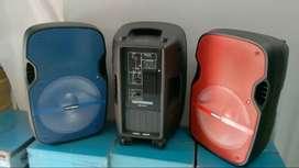 speaker 15 inchi new
