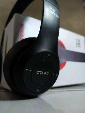 Headset bluetooth p47