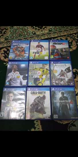Dijual bd ps 4 all in