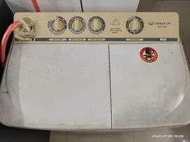 Unused videocon semi automatic washing machine