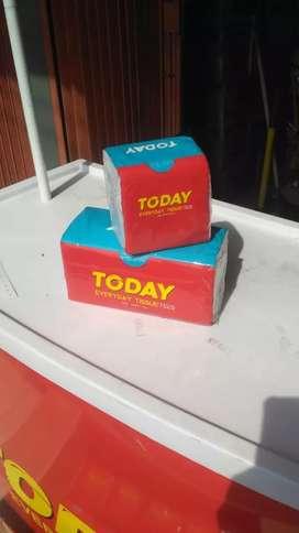 Tissue today murah dan berkualitas