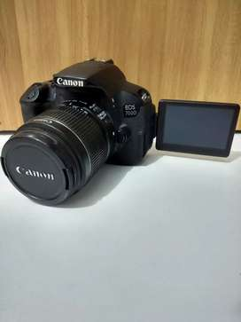 Obrall murahh adjah Canon EOS 700D istimewa layar sentuh