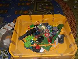 each of beyblade price is 400 an destracktar l drago price is 1100