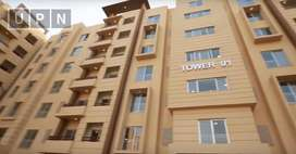 950 Sq Feet Flat For Sale Bahria Apartments in Bahria Karachi