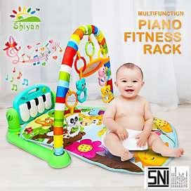 Matras Gym wahana permainan anak tempat bermain bayi  musik dan piano
