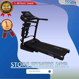 Treadmill elektrik TL 680 | 2Hp
