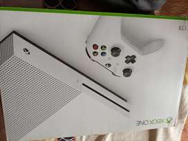 X box one s 1TB with 25 games