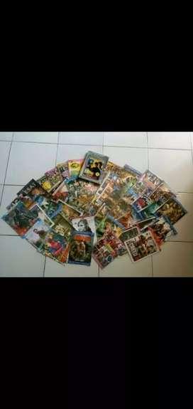 DVD kaset film masih new