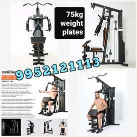 HomeGym Low Price Sales In Trivandrum With Heavy Model Call...